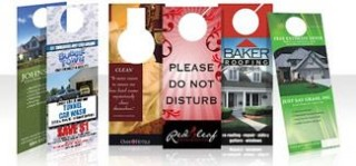 Door Hangers Printing - Are Door Hangers the Right Marketing Tool for your Business?