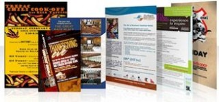 Flyers Printing - Different Types of Marketing Flyers