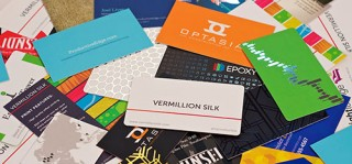 Make A Statement With Business Cards