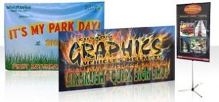 Vinyl Banner Printing - Banner Design Tips to Get Your Message Across