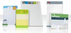 Notepad Printing - Ways To Use Custom Printed Notepads To Market Your Business